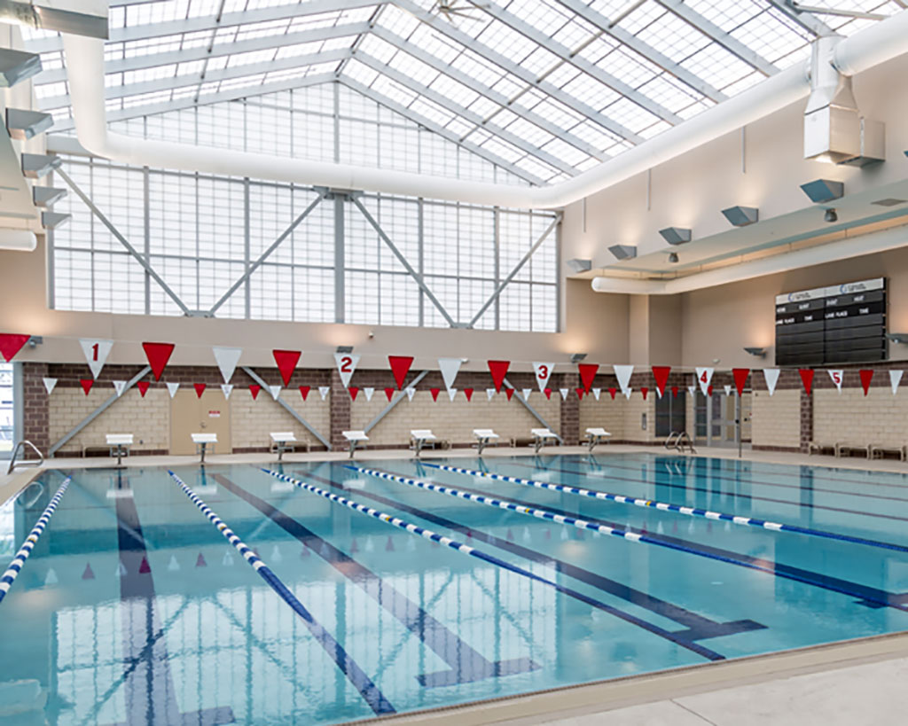 DMG North services indoor pools