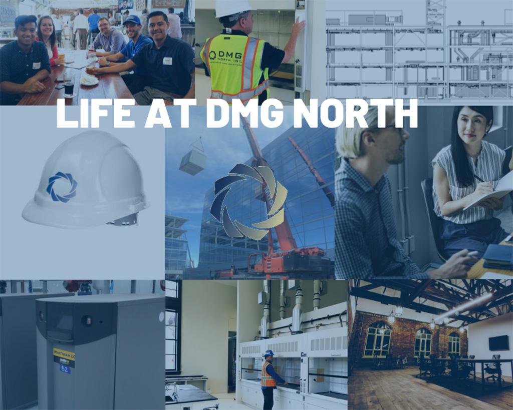 Life at DMG North collage