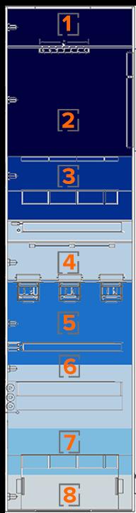 Diagram of AHU Tunnel