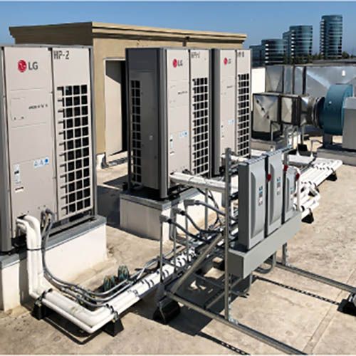 DMGN HVAC outdoor unit