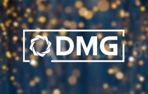dmg holiday card