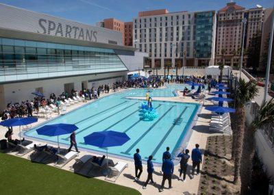 San Jose State Student Recreation and Aquatic Center
